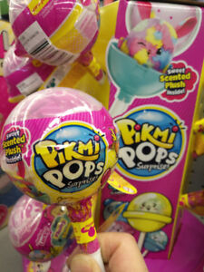 New Sealed Pikmi Pops Surprise - 1 scented plush toy inside!
