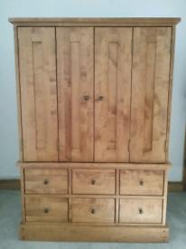 Laura Ashley Garrat TV Cabinet (Honey)