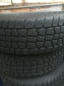 Used Hercules Avalanche X-treme tires for sale with rims Windsor Region Ontario image 1