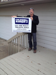 "Condo Realtor. Call Louis ""Your Working Realtor"" 780-808-1358"