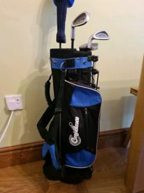 Junior Left Handed Golf Set