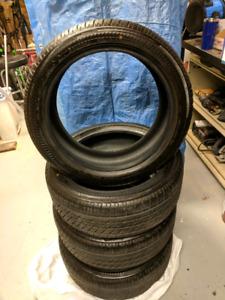 Pneus Bridgestone 225-45-18