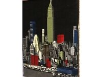Large City rug brand new
