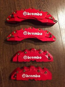 brembo brake caliper covers! West Island Greater Montréal image 2