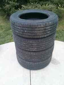 225/65R17 firestone tires