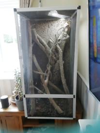 Large Upright Vivarium