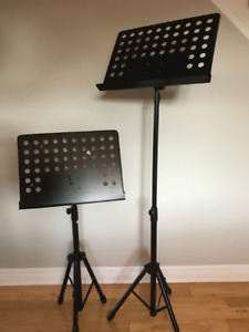 Indestructable music stands