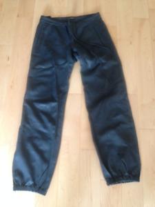 Pantalon en cuir Neil Barrett