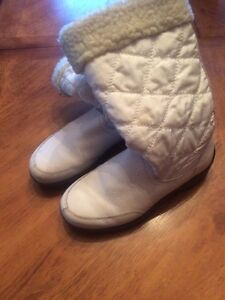 Winter time boots