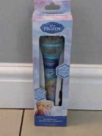 Frozen microphone