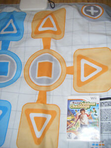 Wii Outdoor Challenge game for sale