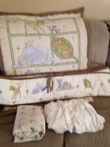 Disney crib bedding