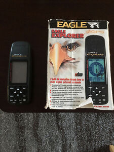 Eagle Explorer GPS