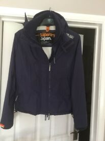 Ladies Superdry Windcheater jacket