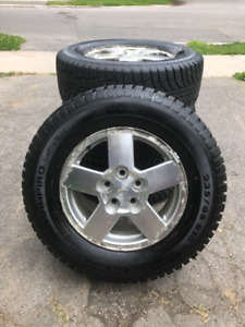 4 Tires - Champiro 235/65 R16 Directional Tires