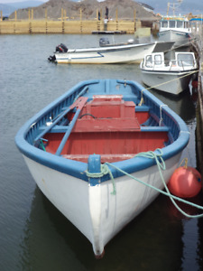 32 foot boat with trailer.