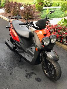 Scooter Yamaha BWS 50cc 2014, état IMPECCABLE!!
