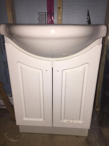 Brand New Bathroom Sink & Cabinet
