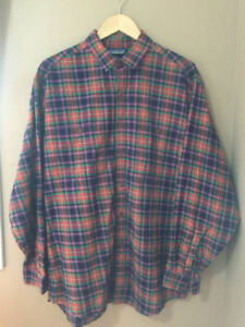 Patagonia Plaid Button Up - BEST OFFER