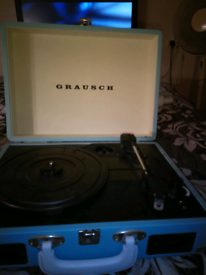 Grausch record player