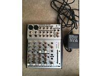 Behringer Eurorack ub1002 mixer for sale