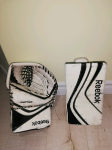 Junior Xt 24jr Reebok goalie gloves