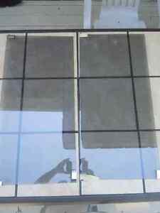 Portes ou Étagères (vitres teintées) - 6mm - 3/16 po