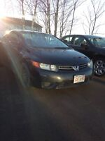 2008 Honda Civic Coupe Only 100,000 km's