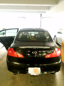 2012 Infiniti G37x Luxury Sedan with winter tires&rims as gift