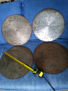 Antique Original REGINA Music Box Disc 15.5""