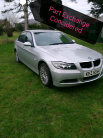 BMW FOR SALE OR PART EXCHANGE