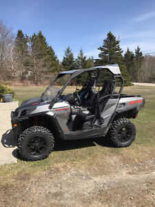 2016 Can Am Commander 1000