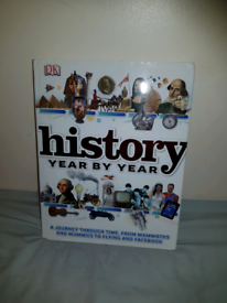 History year by year book