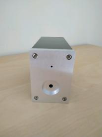 Aluminium amplifier chassis