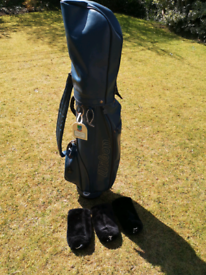 **GONE** Free Old Retro Wilson Golf Bag & Headcovers