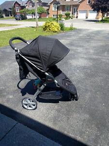 Britax b_angle stroller