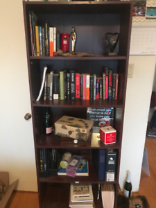 Bookshelf - Brown