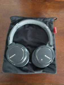 Sony wh-ch700n noise cancelling wireless headphones
