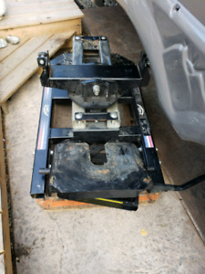 PullRight  fifth wheel hitch