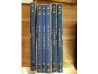 Six William Shakespeare books The Folio Society