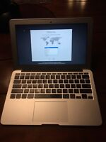 11' 256 GB MacBook Air (With Apple Care)