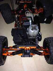 RC NITRO TRUCK MODIFIED FOR STRENGTH & HANDLING Cornwall Ontario image 3