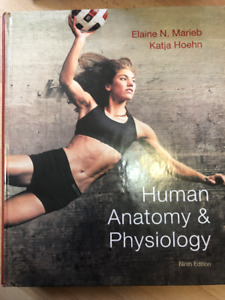 Anatomy Physiology 9th Edition | Kijiji in Ontario  - Buy