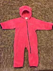 Columbia One Piece Snow Suit 18 months