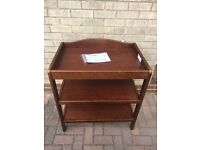 NEW Unused Shoreditch dresser / baby changing table unit by Toys r Us