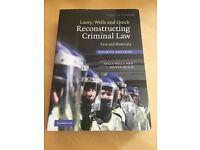 Lacey, wells and quick reconstructing criminal law text and materials