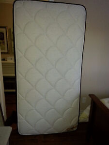 Twin Mattress and Low Profile Boxspring