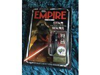Empire Magazine with Kylo Ren figure - Star Wars