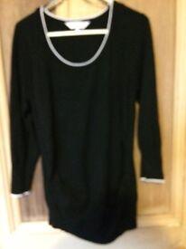 Maternity jumper size 10
