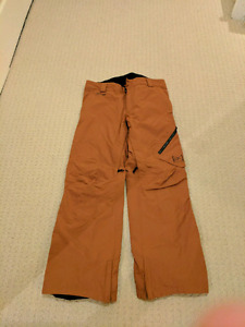2016 Burton AK Cyclic pants, size M